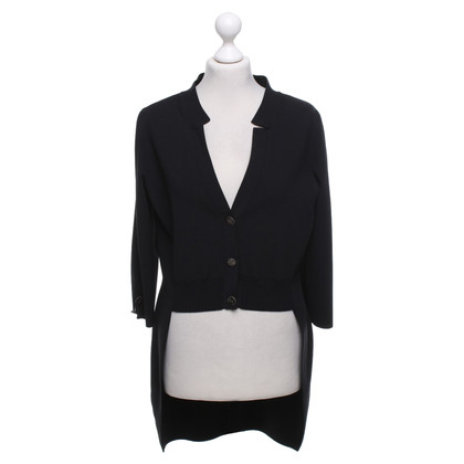 Chanel Sweater in tailcoat style