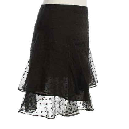 Isabel Marant Mini gonna con volant