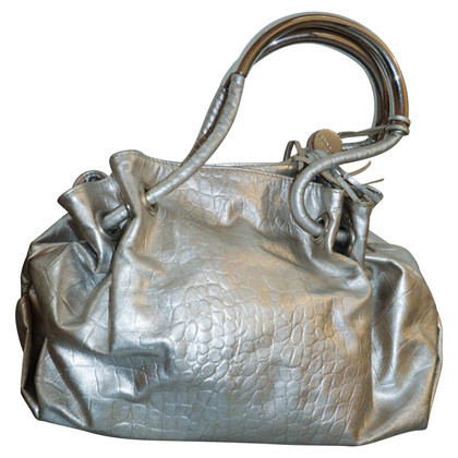 Furla Silver coated silver coin purse