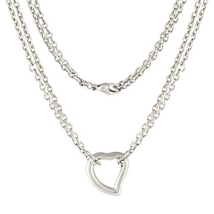 Yves Saint Laurent Silver chain