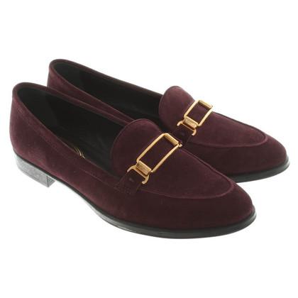 Tod's Loafer in Viola