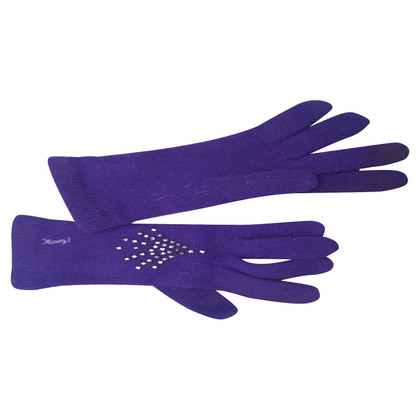 Yves Saint Laurent gloves