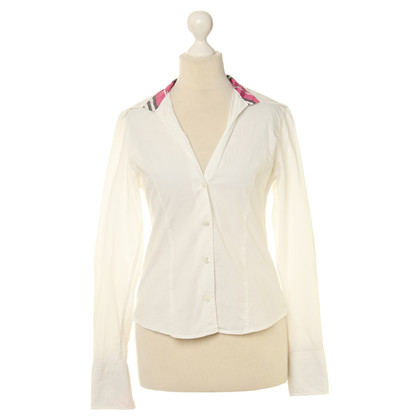 Burberry Blusa in bianco