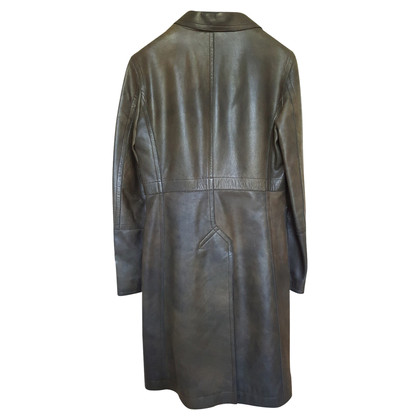 Strenesse Blue cappotto di pelle