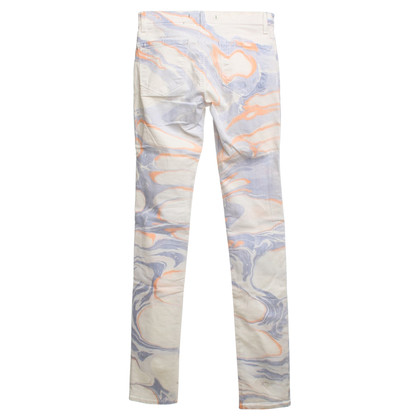 J Brand trousers with pattern