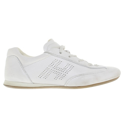 Hogan Sneakers aus Leder