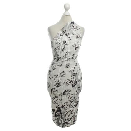 Karen Millen Een schouder jurk