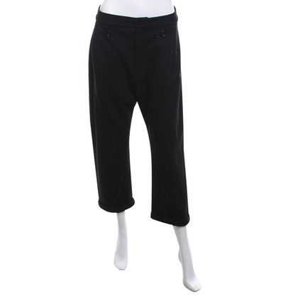 Yohji Yamamoto Pantaloni in Black