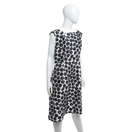 L.K. Bennett Silk dress with pattern