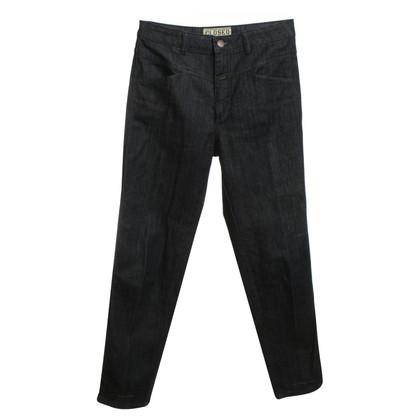 "Closed Jeans ""Pusher Pedal"" in blu scuro"