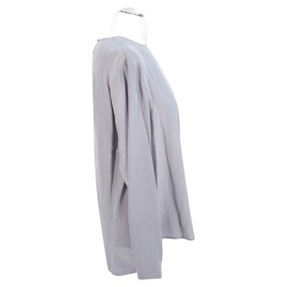 Filippa K Blusen-Shirt in Grau