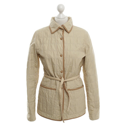 Fay Quilted jacket in beige