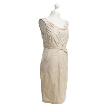 Hoss Intropia Kleid in Creme