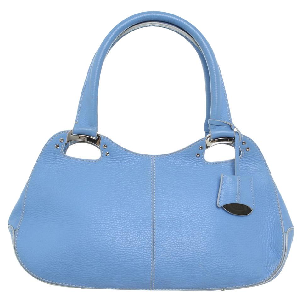 Tod's Handbag in light blue