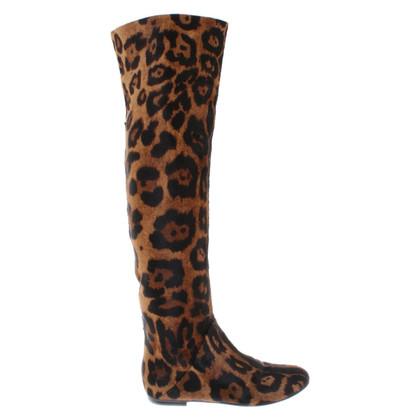Giuseppe Zanotti Boots with pattern