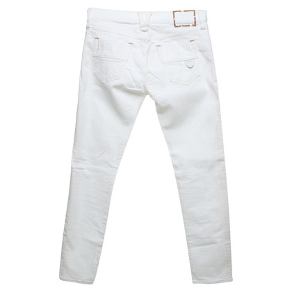 HTC Los Angeles Jeans in bianco