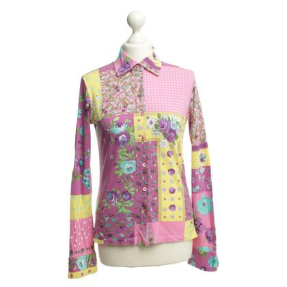 Etro Patchwork shirt