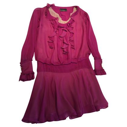 Andere merken Manuel Luciano - zijden jurk