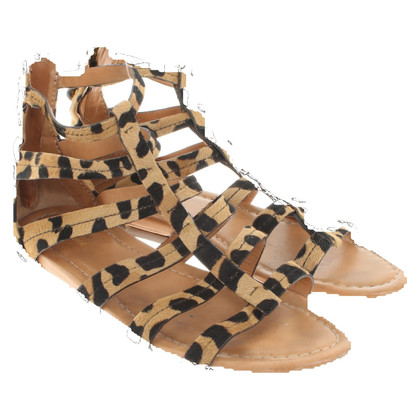 Car Shoe Sandals in animal design