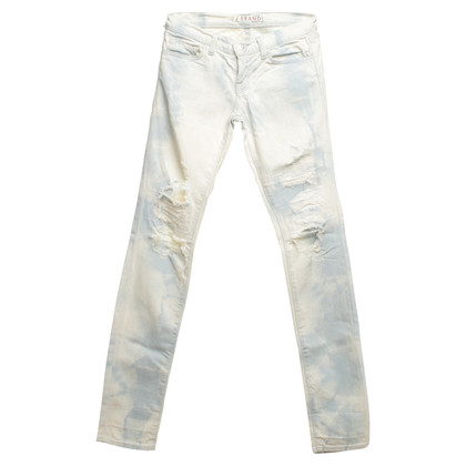 J Brand Jeans in Used-Look