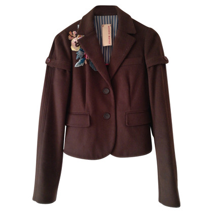 Antonio Marras Jacket with embroidery