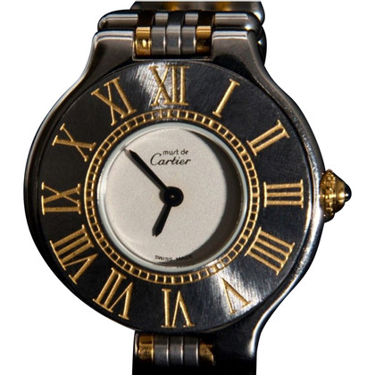 "Cartier Uhr ""21 Must De Cartier"""
