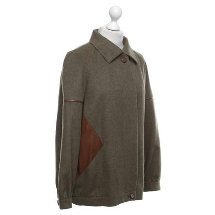 Hermès Jacket in olive