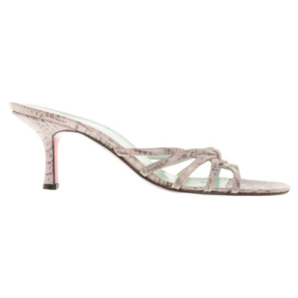 Emanuel Ungaro Sandals in Pink
