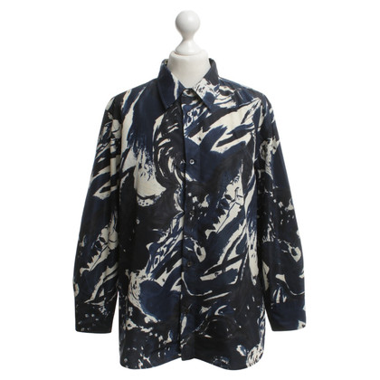 Marni Blouse with pattern