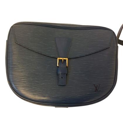 "Louis Vuitton ""Jeune fille EPI leather"" in blue"