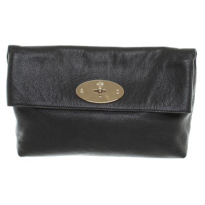 Mulberry clutch in black