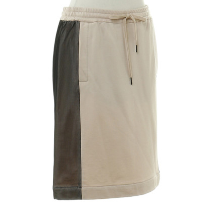 DKNY skirt with mesh fabric