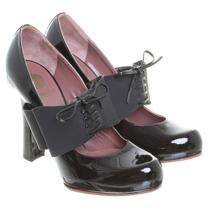 Viktor & Rolf Mary Janes in nero
