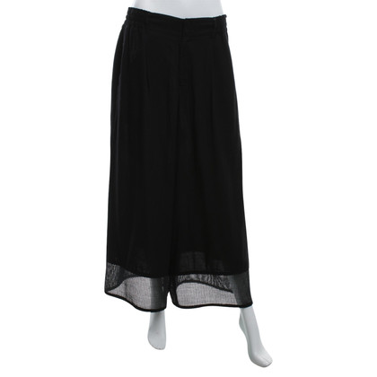 Issey Miyake Culotte in zwart