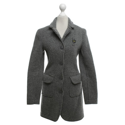 Blauer USA Coat in grijs