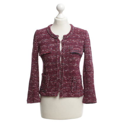 Isabel Marant Etoile Multi-colored boucle jacket