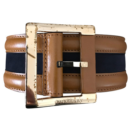 Burberry cintura in vita