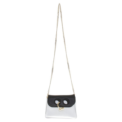 J.W. Anderson Shoulder bag in black / white