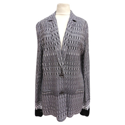 Missoni blazer Knit