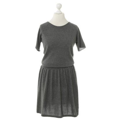 Antonia Zander Kasjmier jurk grijs