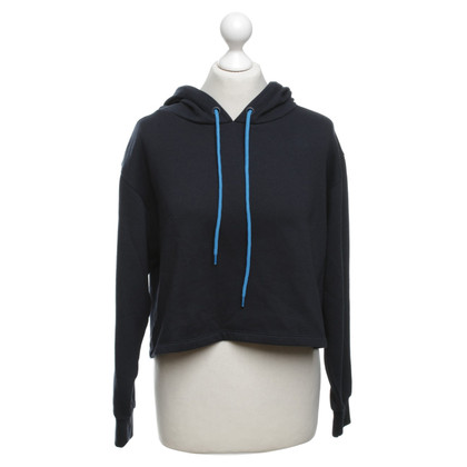 Claudie Pierlot Sweatshirt in donkerblauw