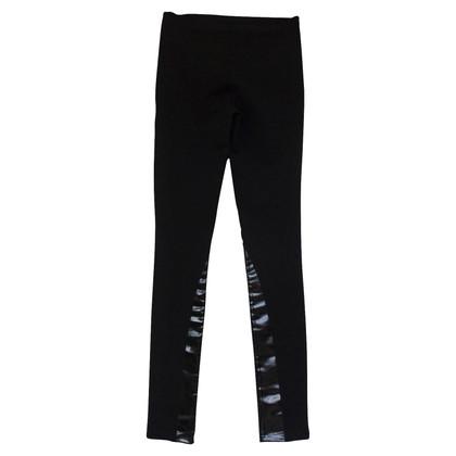 Givenchy Broek in zwart