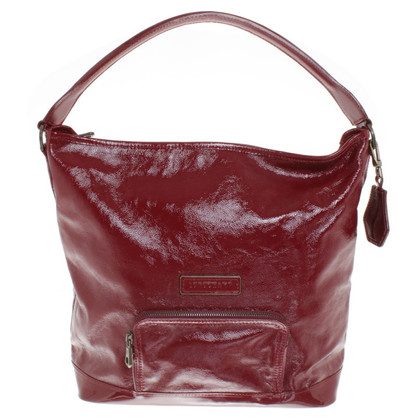 Longchamp Handbag in red