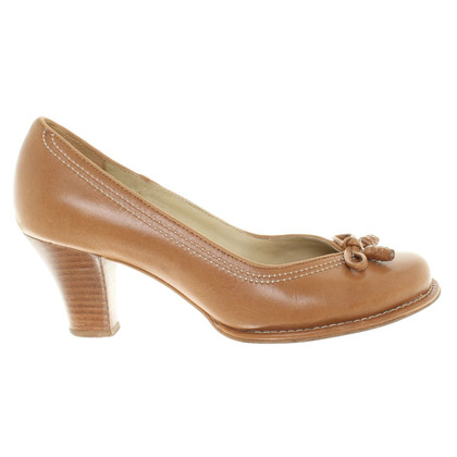 Clarks pumps in pelle