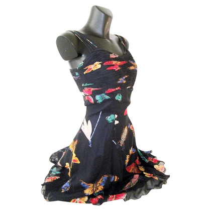 Versace abito in seta