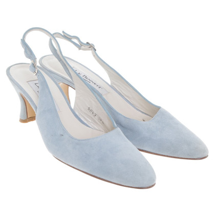 L.K. Bennett Suede pumps in blue