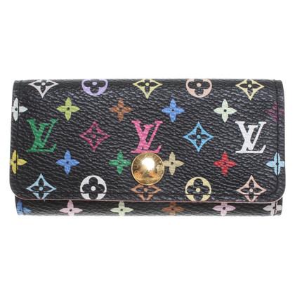 Louis Vuitton Schlüsseletui aus Monogram Multicolore Canvas
