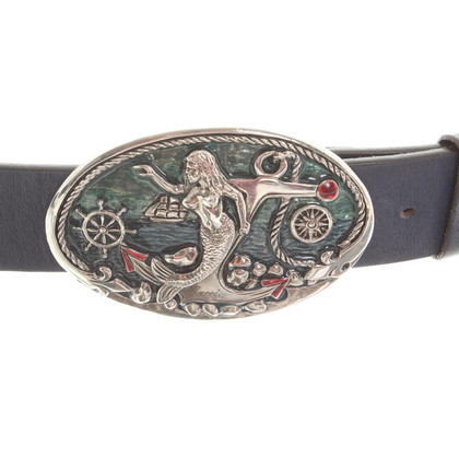 Gucci Belt with star sign motif