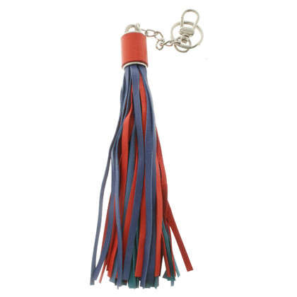 Lili Radu Key ring with tassels