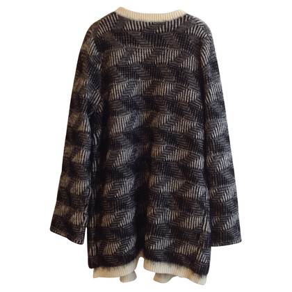 Noa Noa Cardigan with pattern